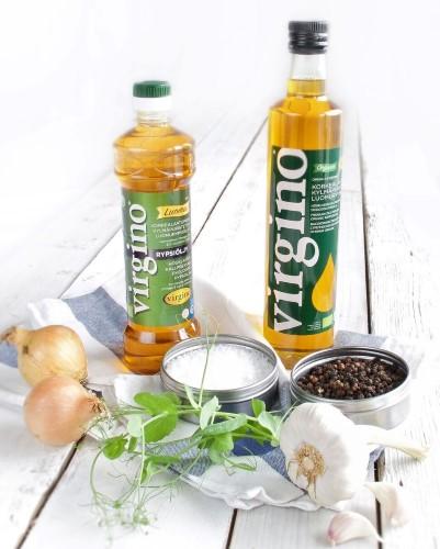 Terveyskirjasto: rypsiöljyn käyttö takaa hyvät rasvahapot