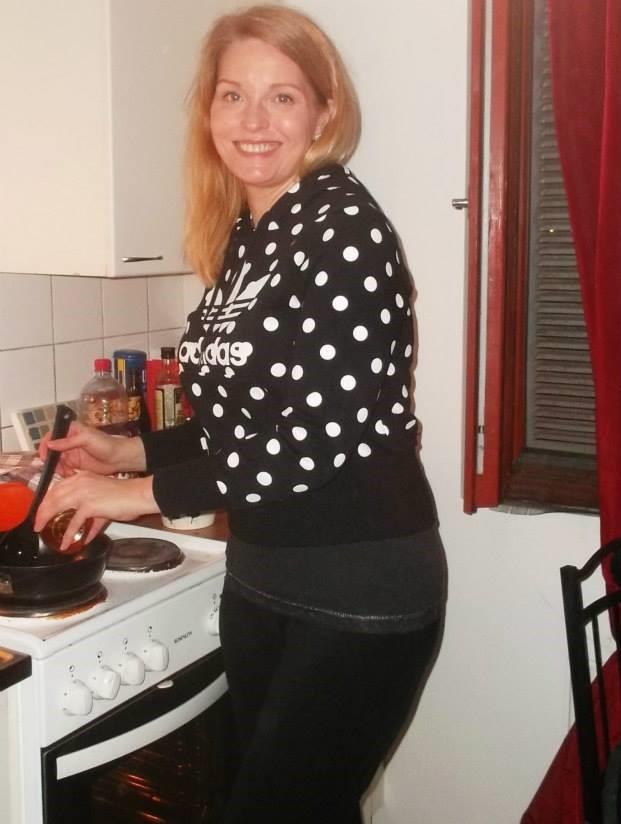 Kotitalousopettajan resepti hyvään elämään: Herkullista ruokaa, liikuntaa ja iloista mieltä