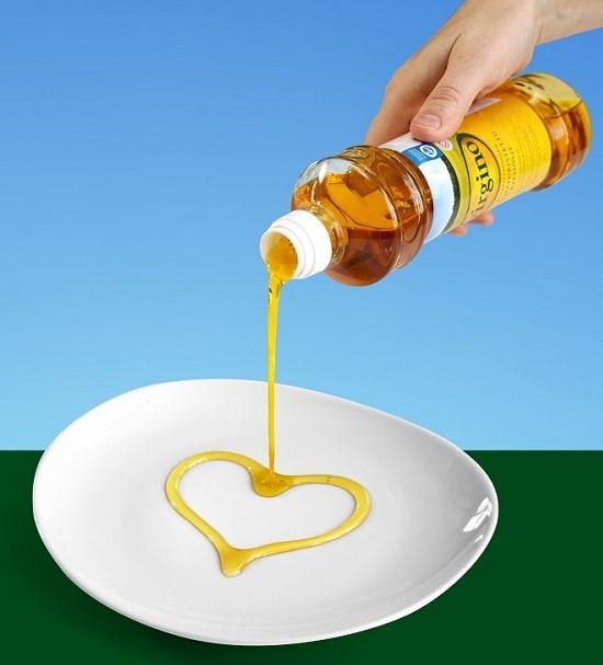 Öljyt vaihtoon - Rypsiöljy on öljyjen aatelia
