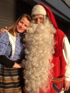 Marianne Heikkilän joulu on lepoa, lukemista ja ulkoilua perheen kanssa