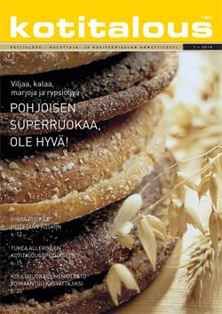 Kotitalous-lehti: kylmäpuristettu rypsiöljy pohjoismaista superruokaa